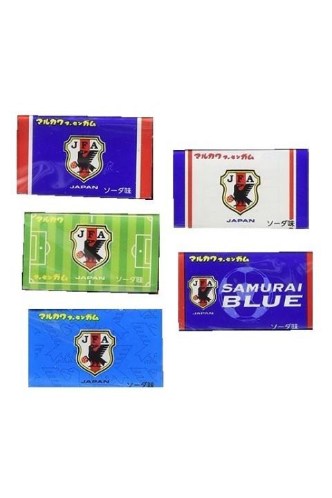 Pack of 5 Samurai Blue Gum